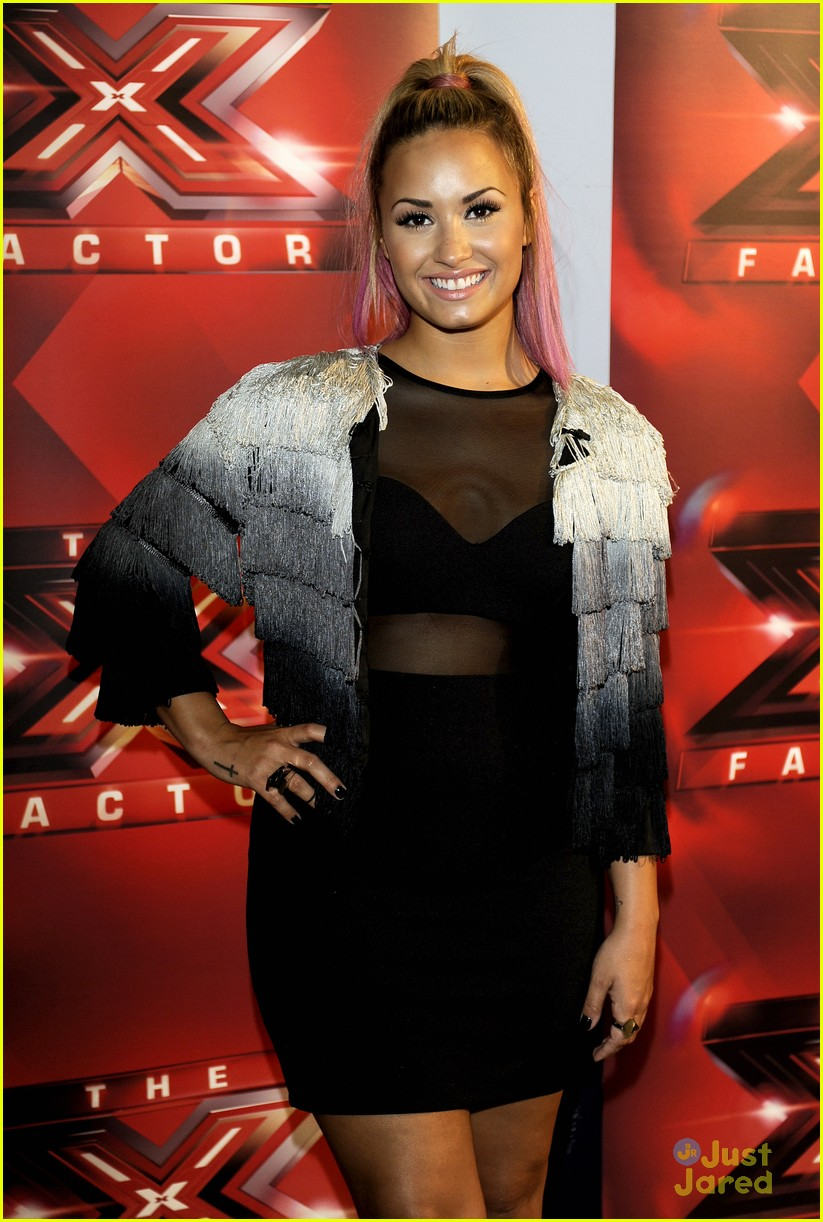 demi lovato sf xfactor 04