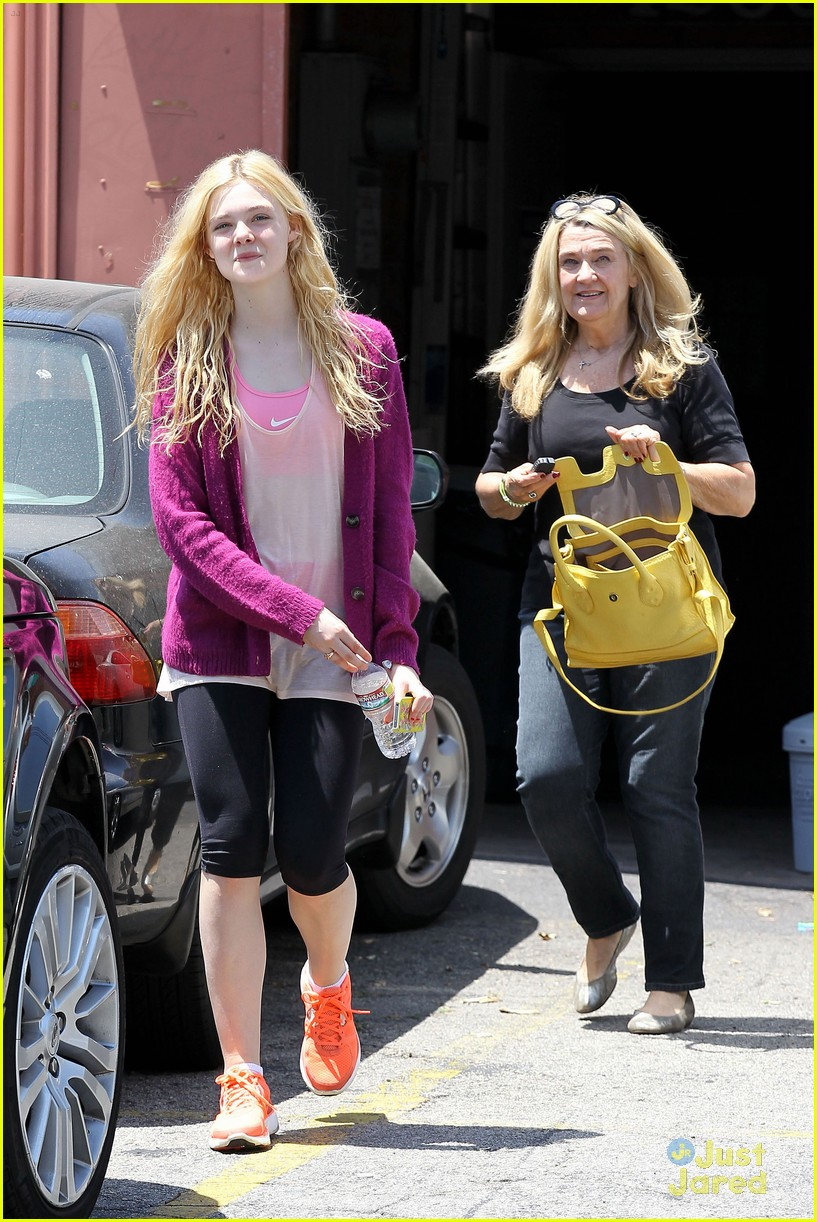 elle fanning maleficent juno temple 02