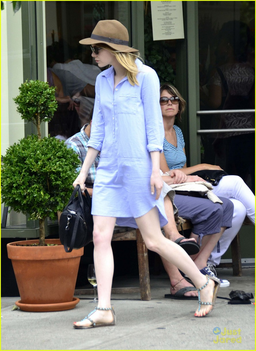 emma stone andrew garfield cookshop 06
