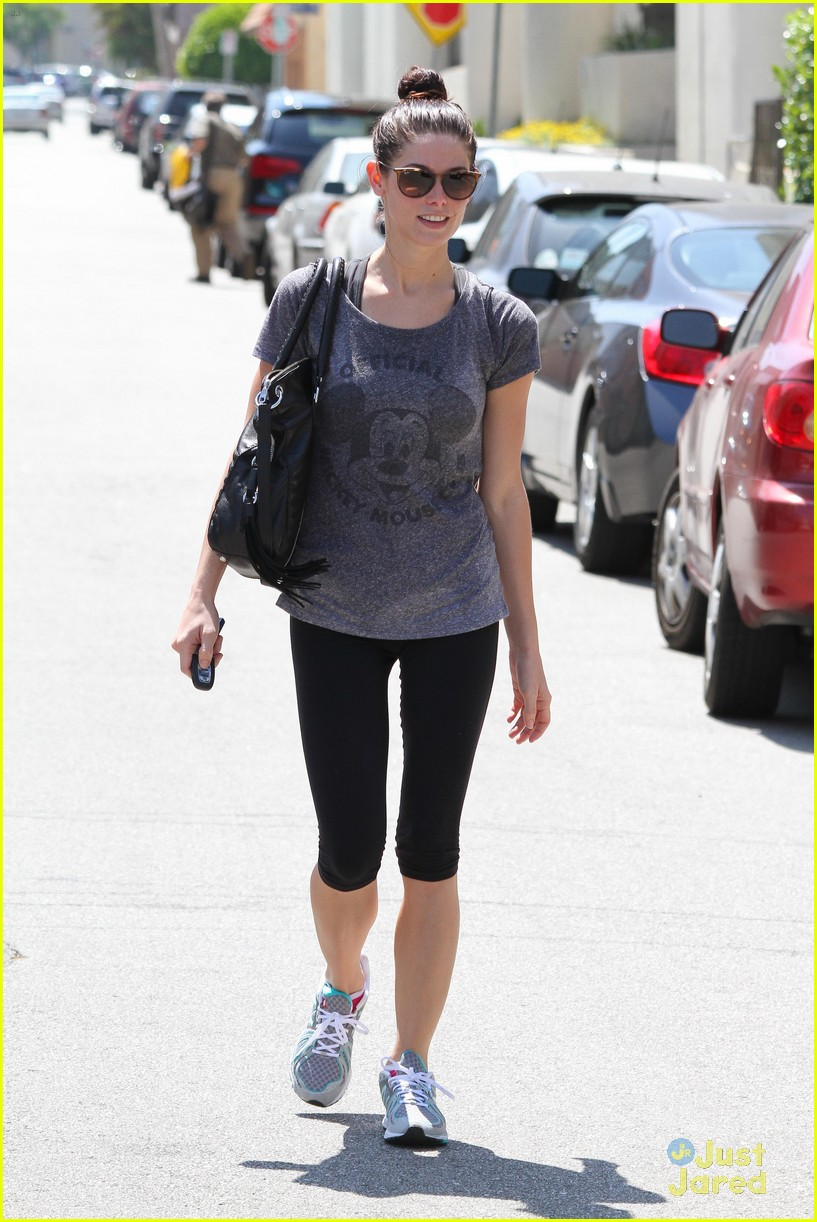 ashley greene mickey club tee 12
