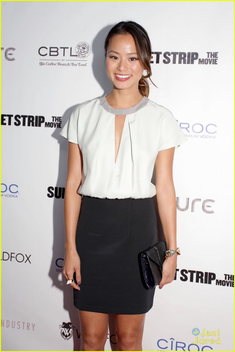 jamie chung sunset strip 01