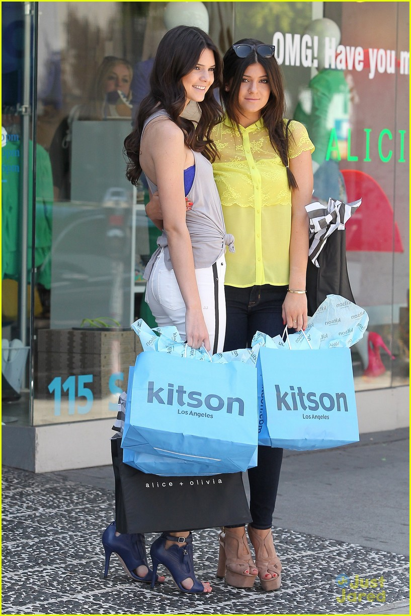 kendall kylie jenner lemonade kitson 01