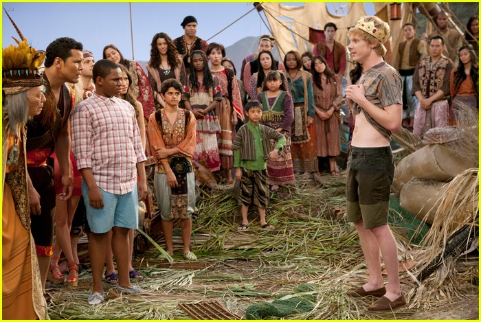 Boomer Meets Boz on 'Pair of Kings' | Photo 477456 - Photo ...