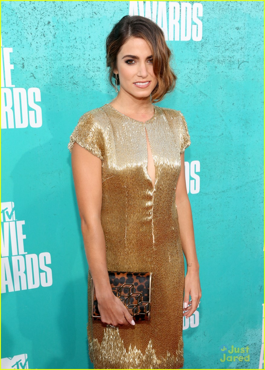 jackson rathbone nikki reed mtv movie awards 07