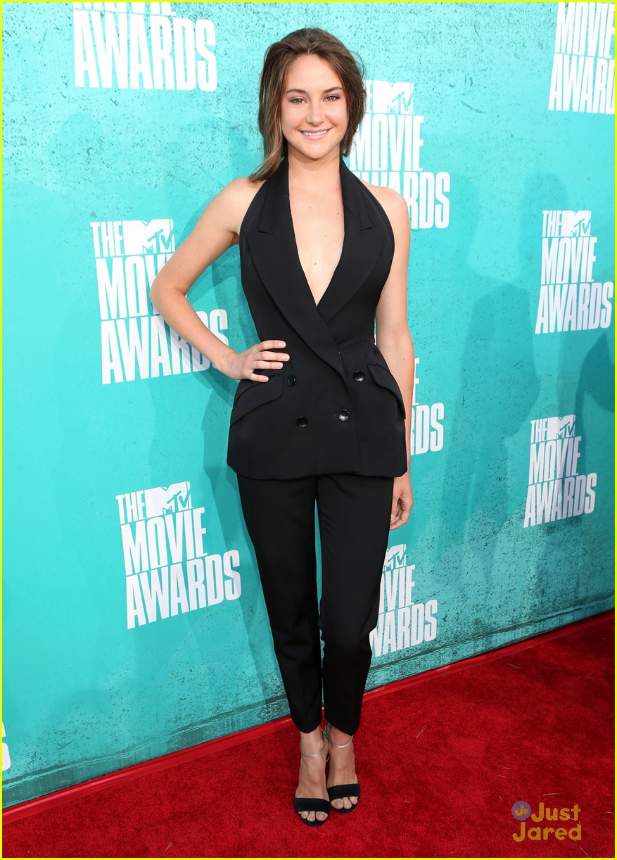 shailene woodley mtv movie awards 10