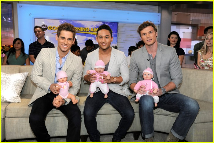 baby daddy good morning america 01