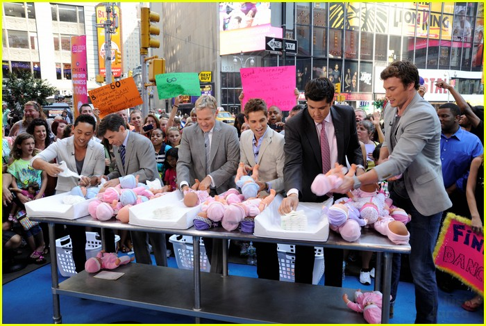 baby daddy good morning america 02