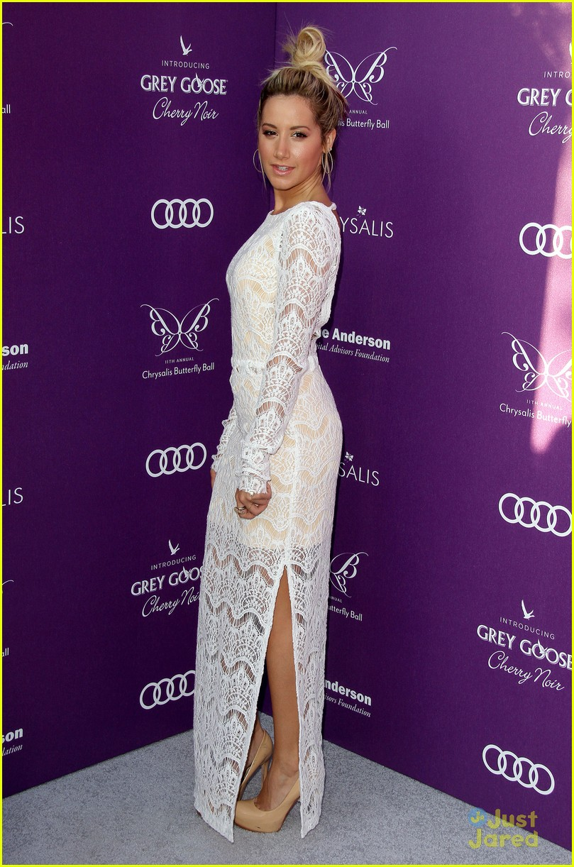 ashley tisdale butterfly ball 05