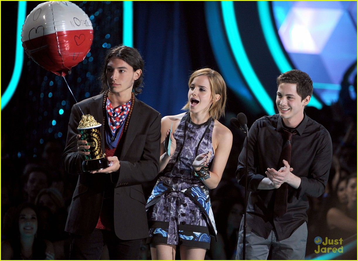 emma watson mtv movie awards 09