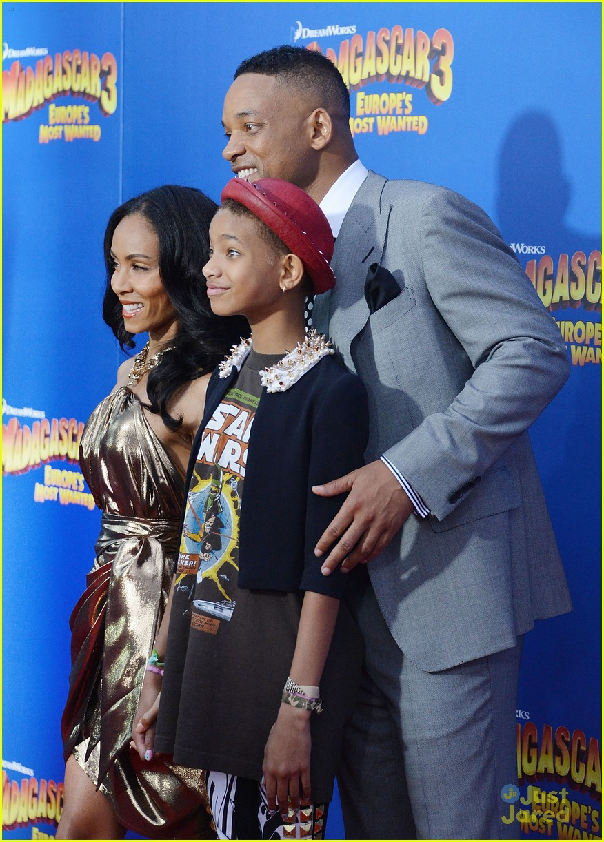 willow smith madagascar 3 premiere 07