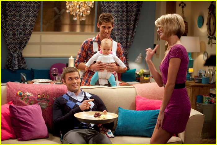 baby daddy guys interrupted 05