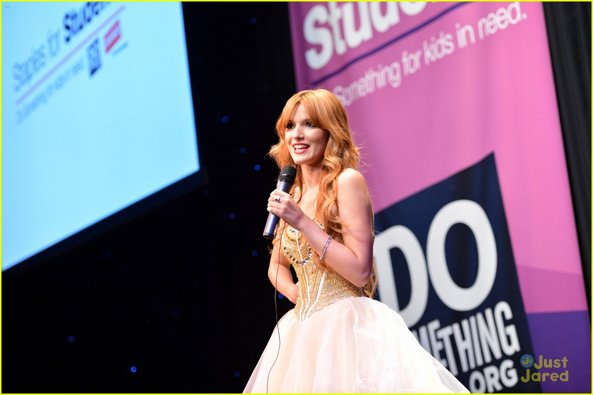 bella thorne do something party 03