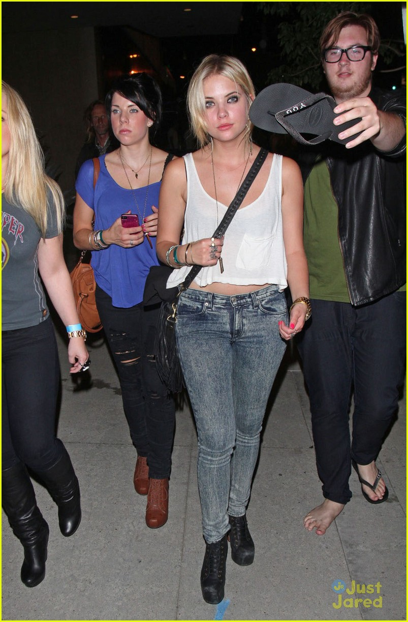 ashley benson chord overstreet bootsy bellows 07