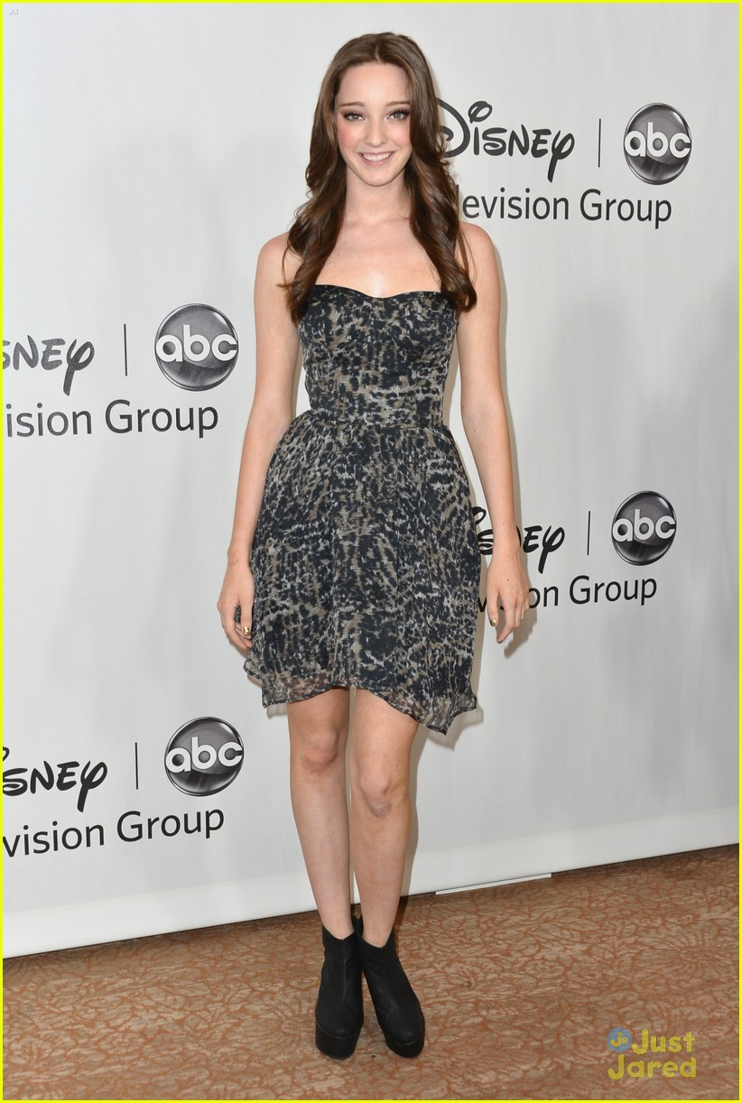 bunheads abc tca party 08