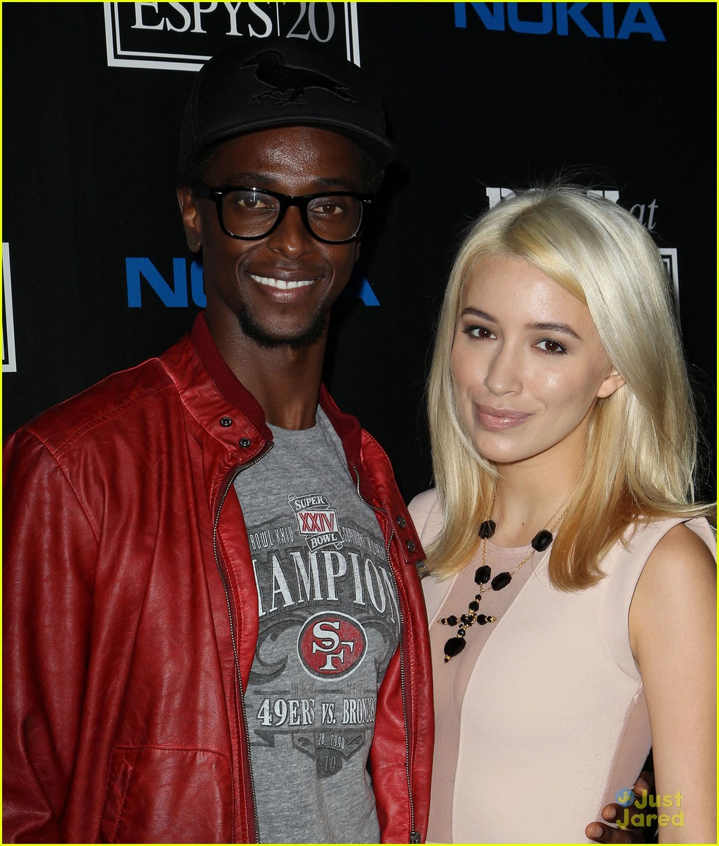 christian serratos goes blonde 06
