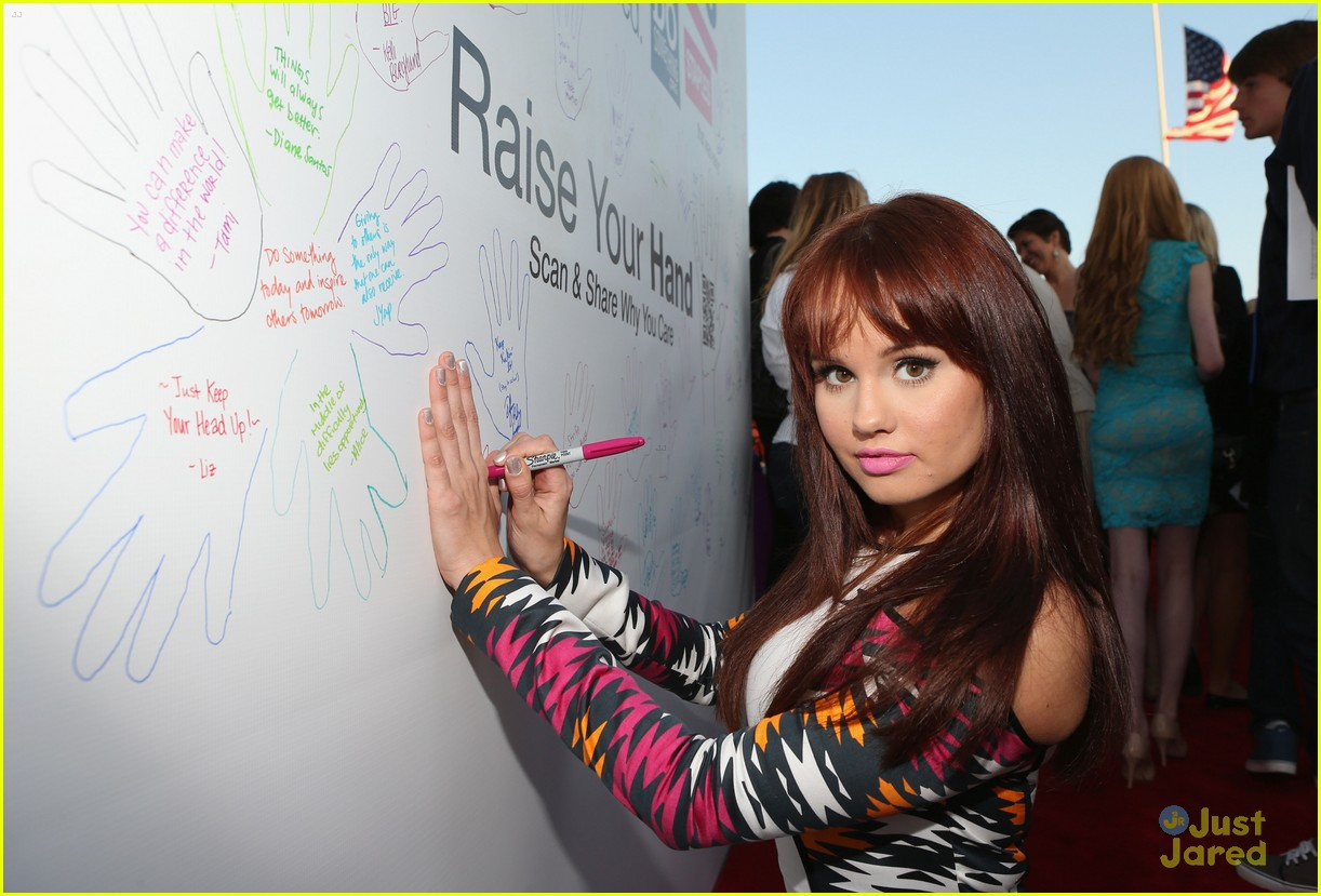 debby ryan spencer boldman staples party 03