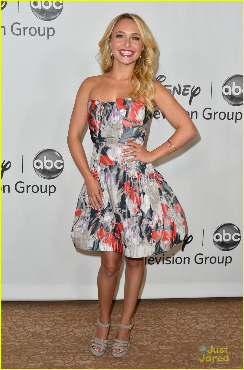 hayden panettiere abc party 07
