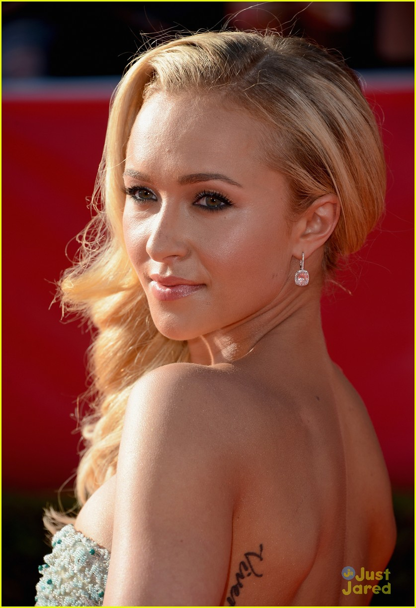 hayden panettiere espy awards 09