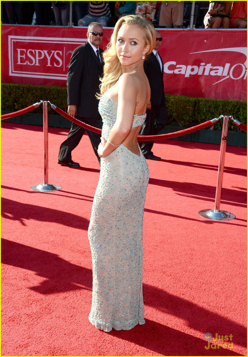 hayden panettiere espy awards 14
