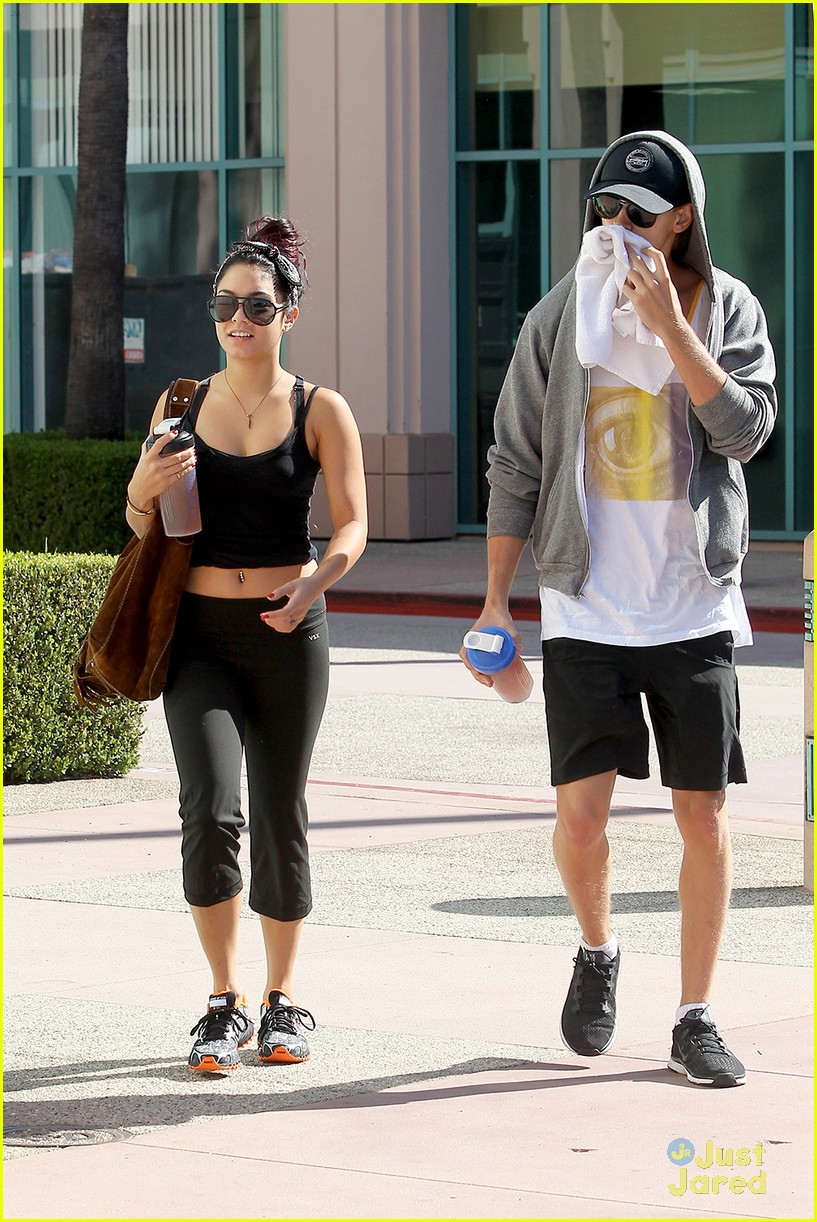 vanessa hudgens work out austin 05