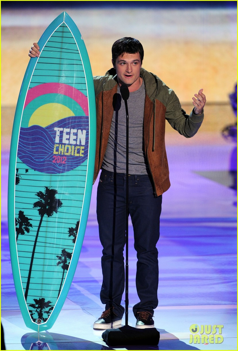 josh hutcherson teen choice awards 01