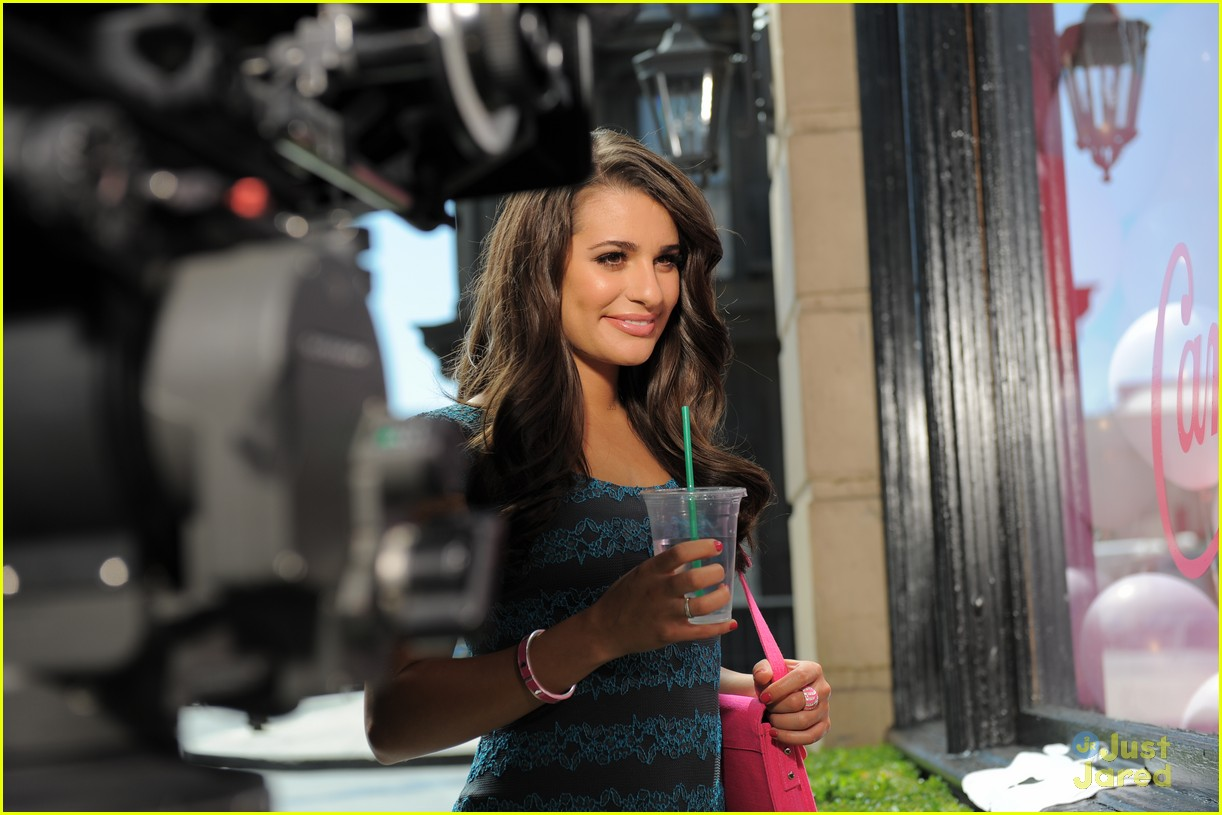 lea michele candies fall campaign 05