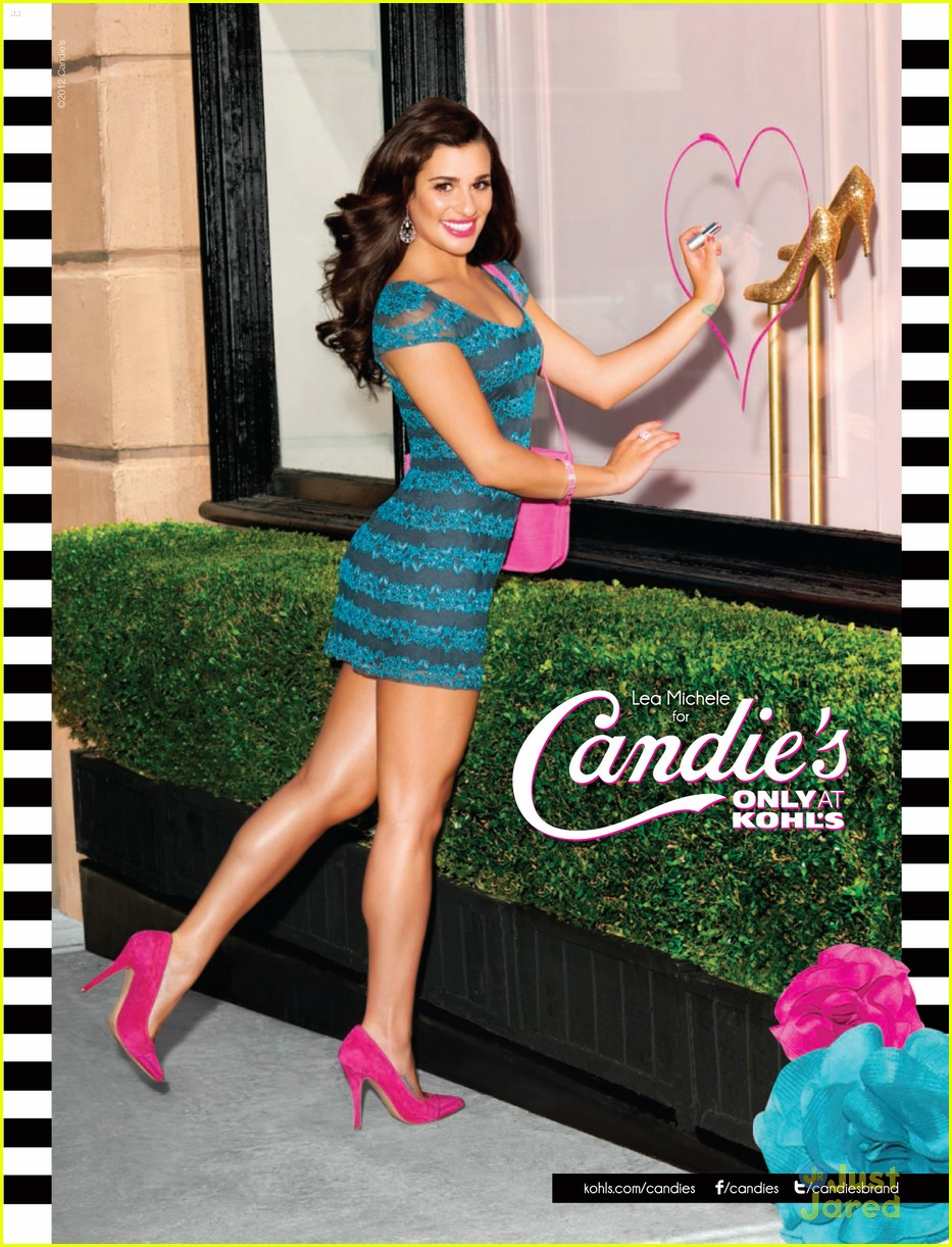 lea michele candies fall campaign 13