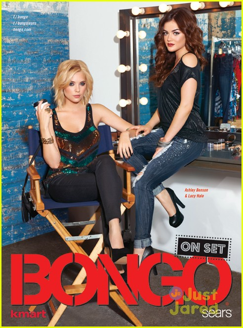 lucy hale ashley benson bongo fall 17