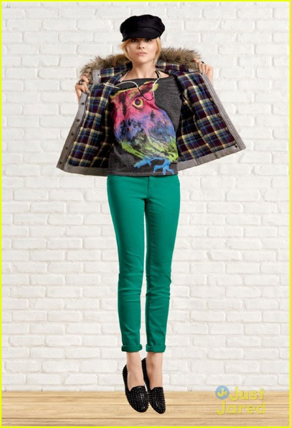 chloe moretz aeropostale new face curator
