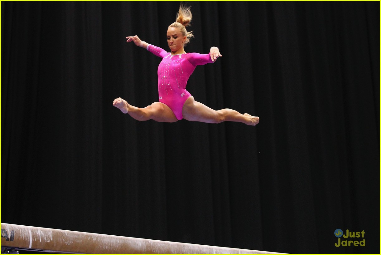 nastia liukin no london olympics 17