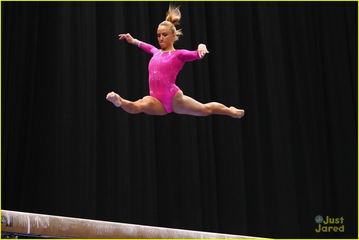 Liukin London Olympics no London Olympics For Nastia