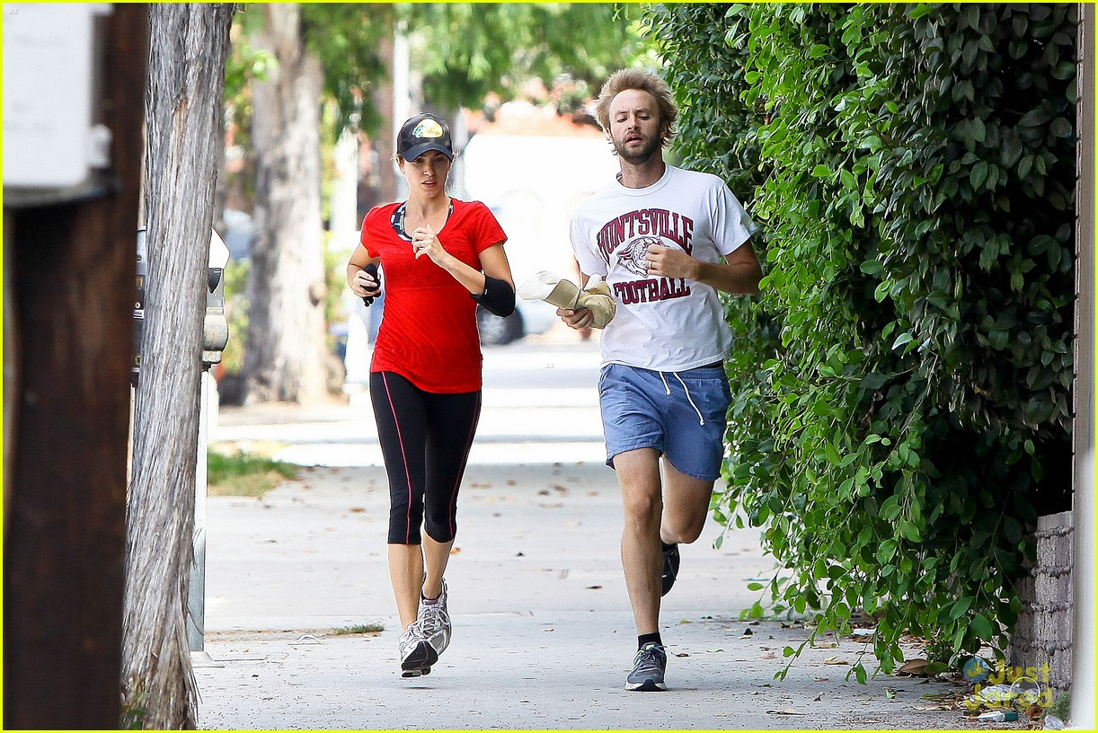 nikki reed jog paul mcdonald 12