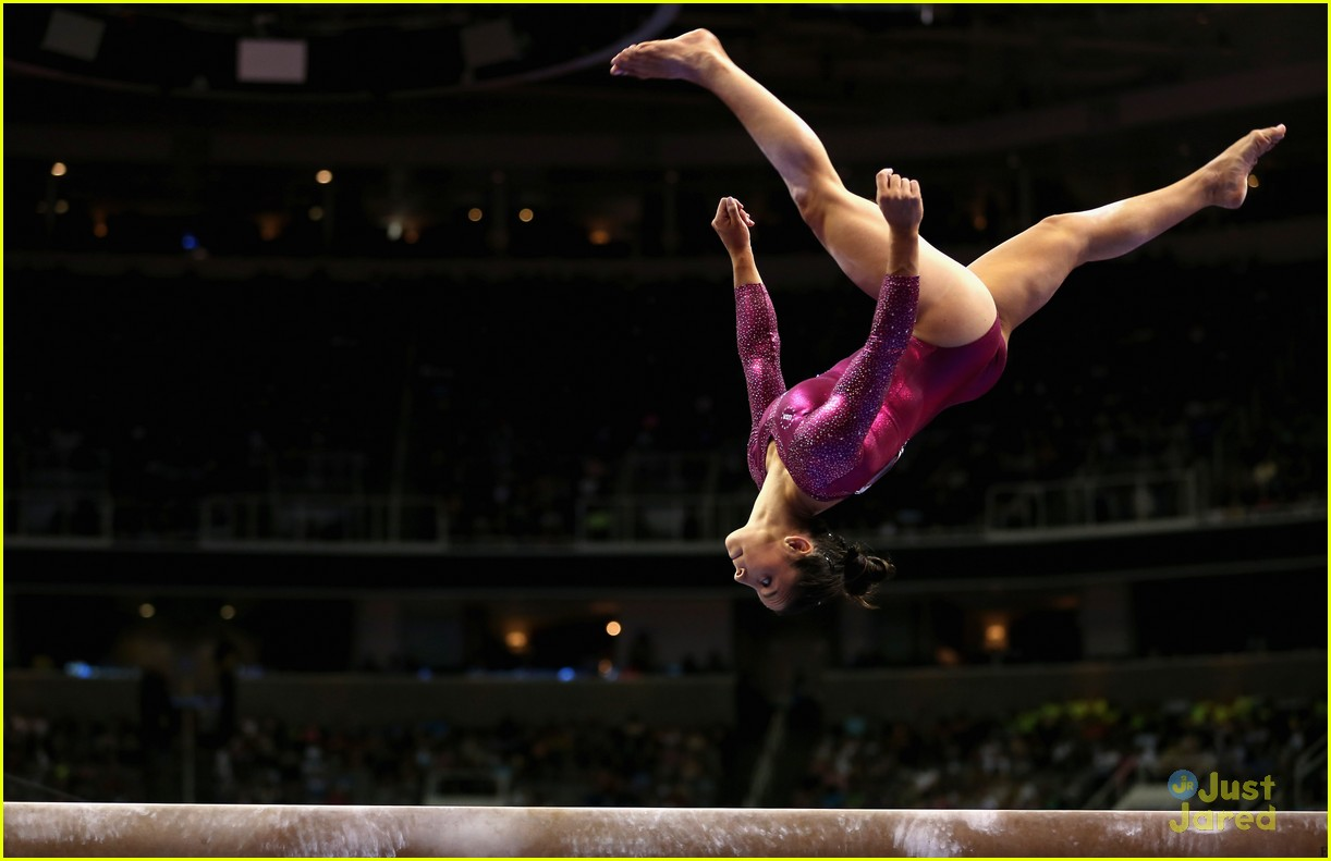 2012 Olympics Women's Gynmastics Team! The five… Read The Post Here