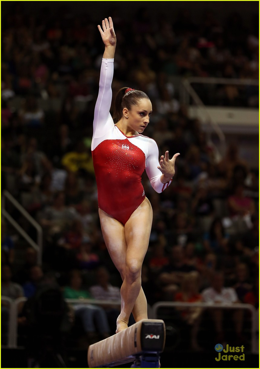the 2012 Olympics Women's Gynmastics Team! The five… Read More Here