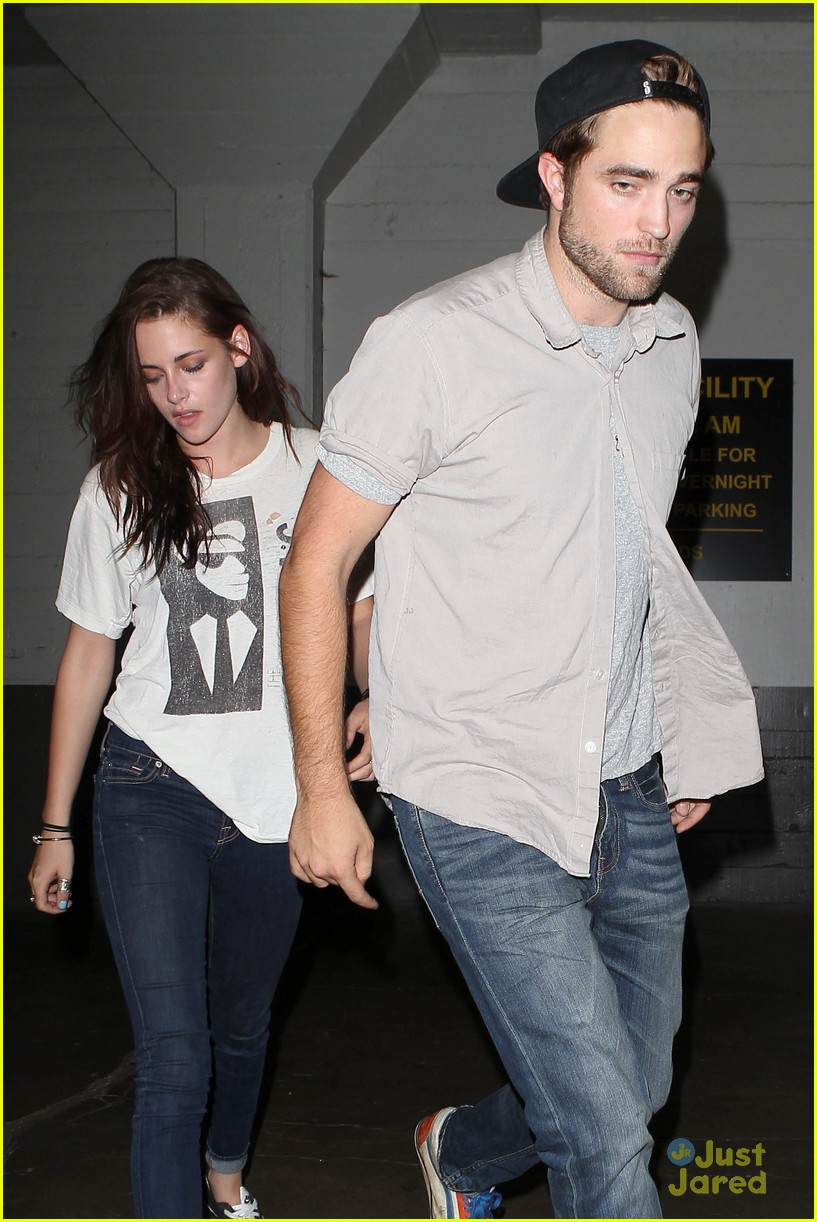 robert pattinson kristen stewart date night 14