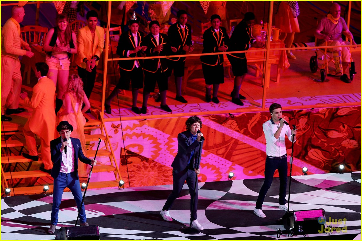 one direction closing olympics 03