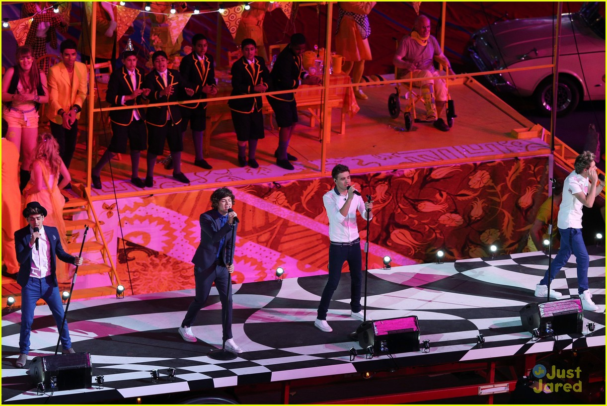 one direction closing olympics 06
