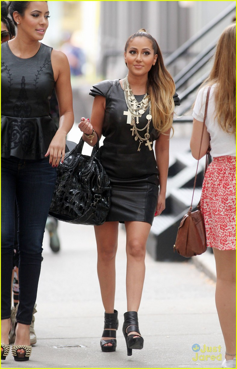 adrienne bailon ciprani lunch 02