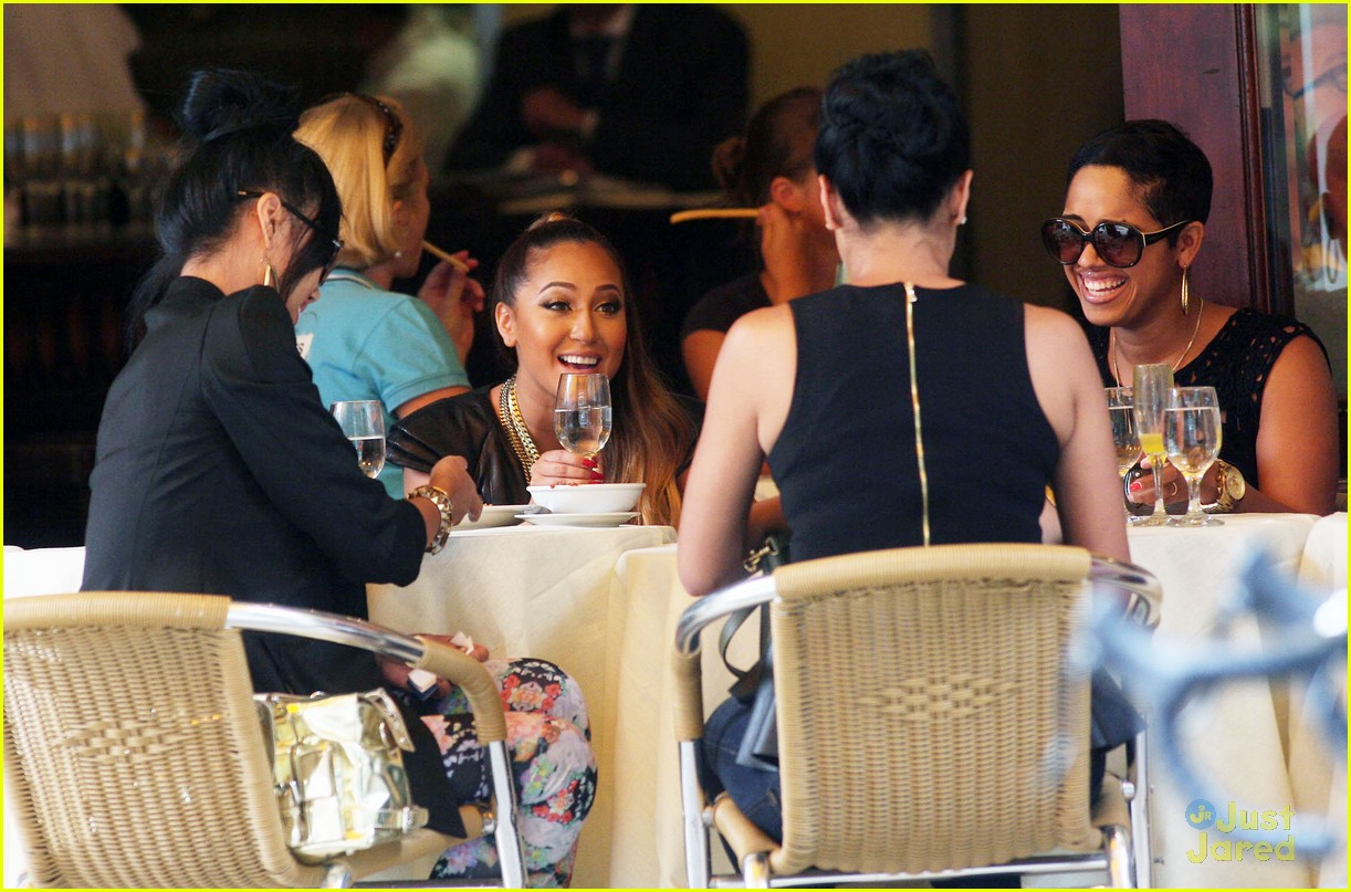 adrienne bailon ciprani lunch 05