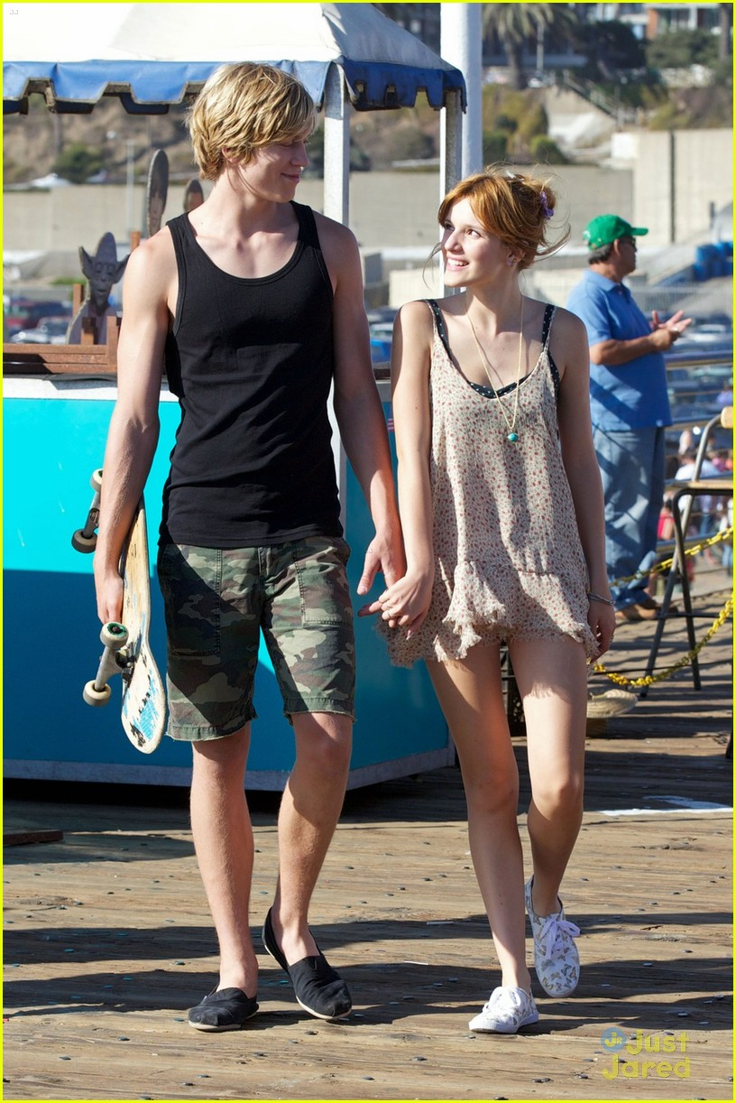 bella thorne tristan pier date 02