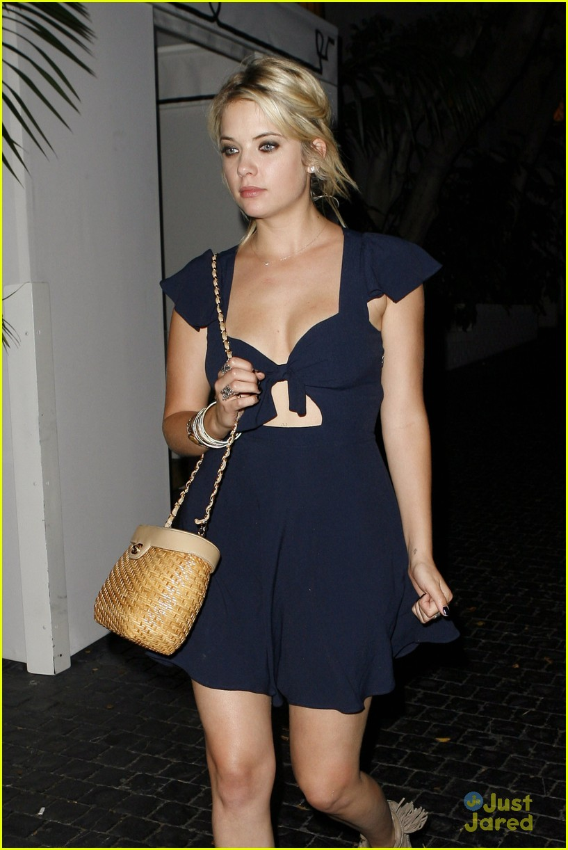 ashley benson chateau date 04