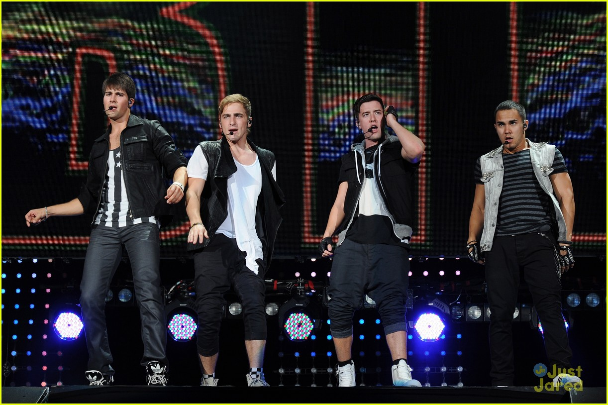 big time rush fla tour stop 11