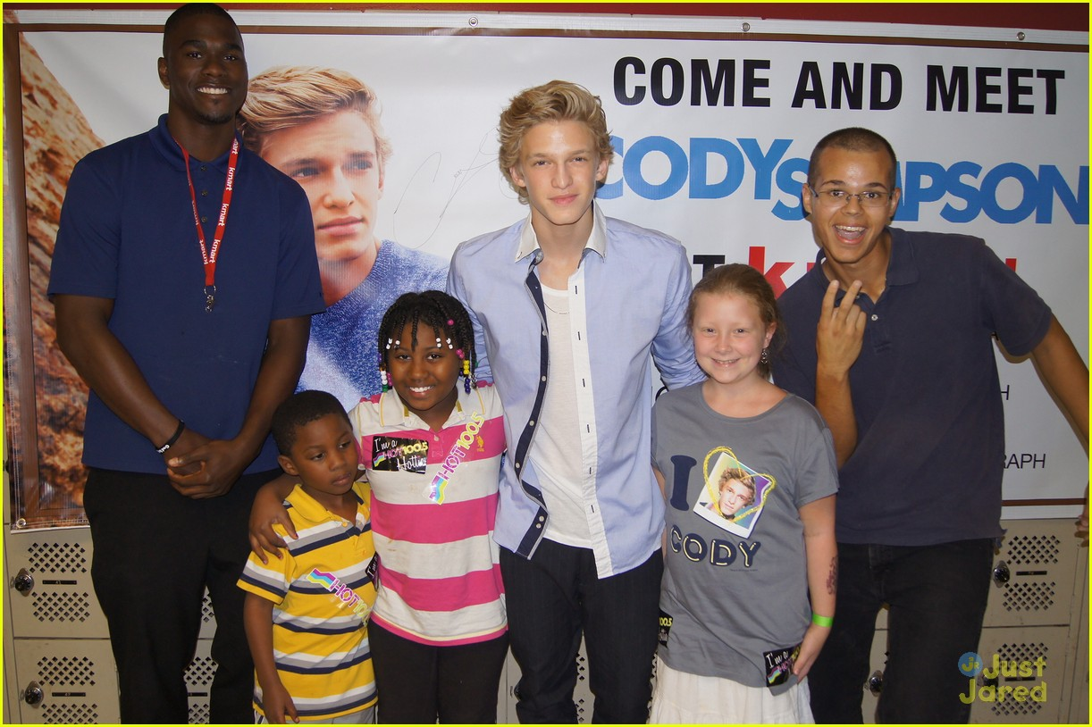 cody simpson kmart meet 03