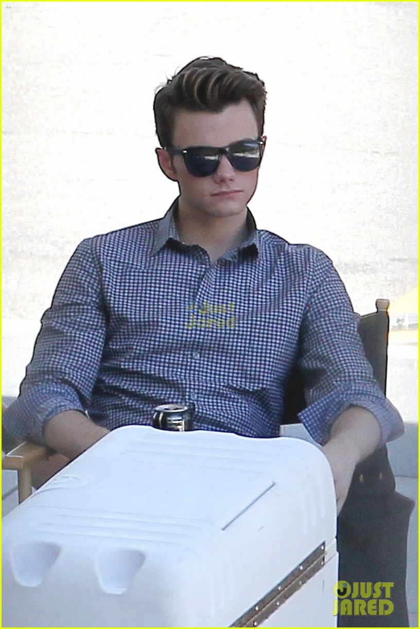 colfer glee airport 03