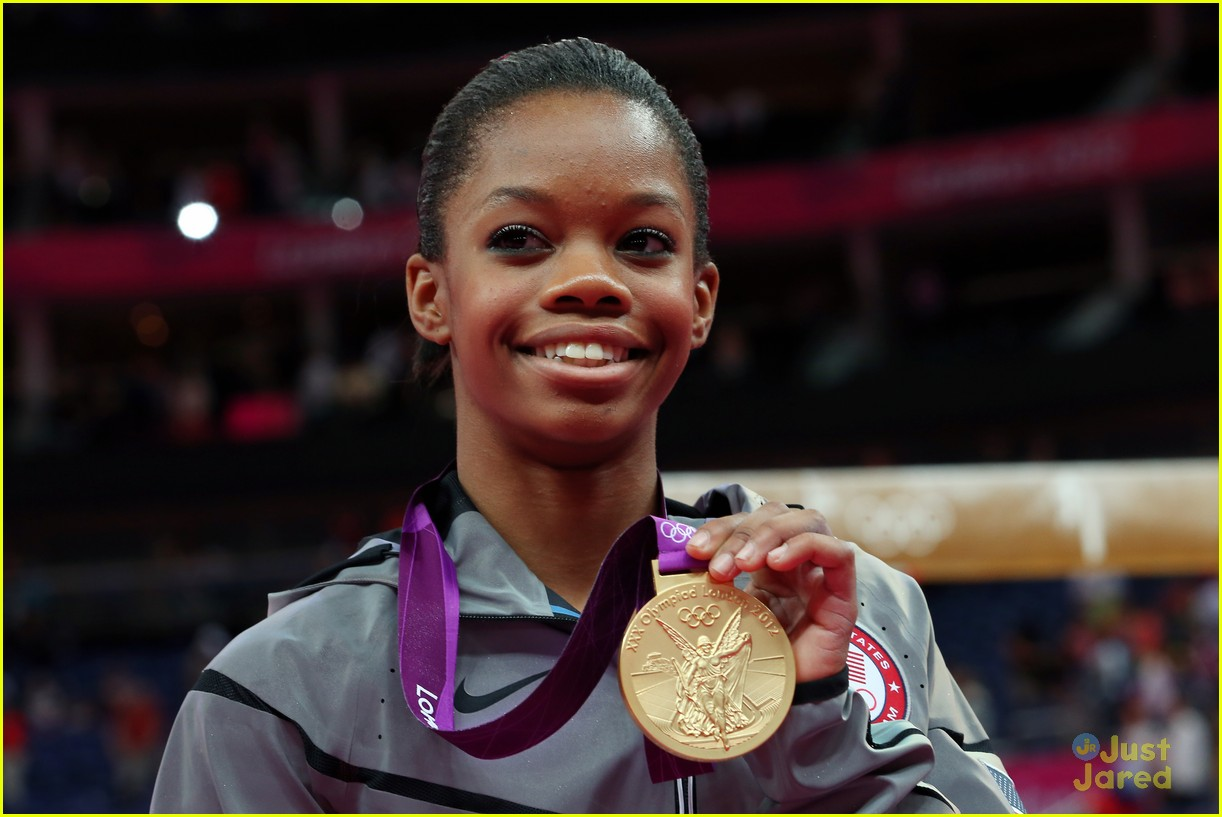 gabrielle douglas gold all around 01