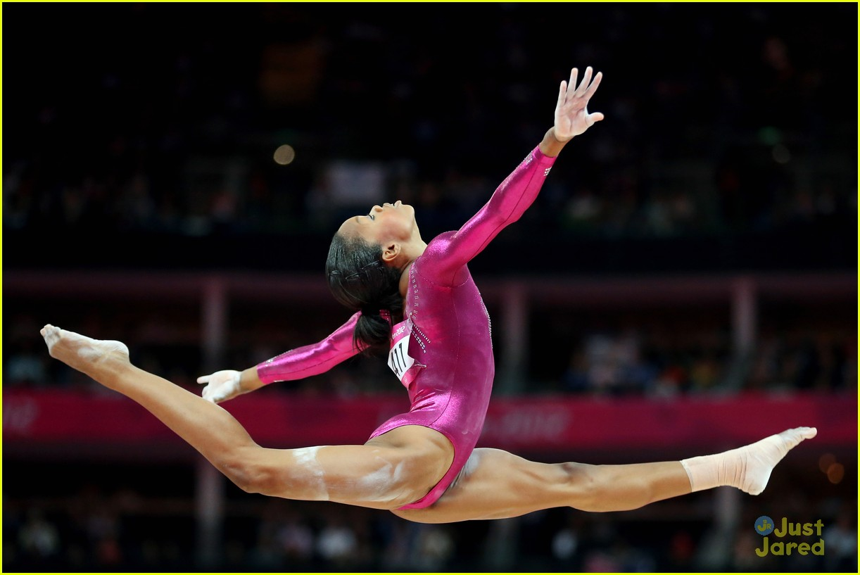 gabrielle douglas gold all around 05