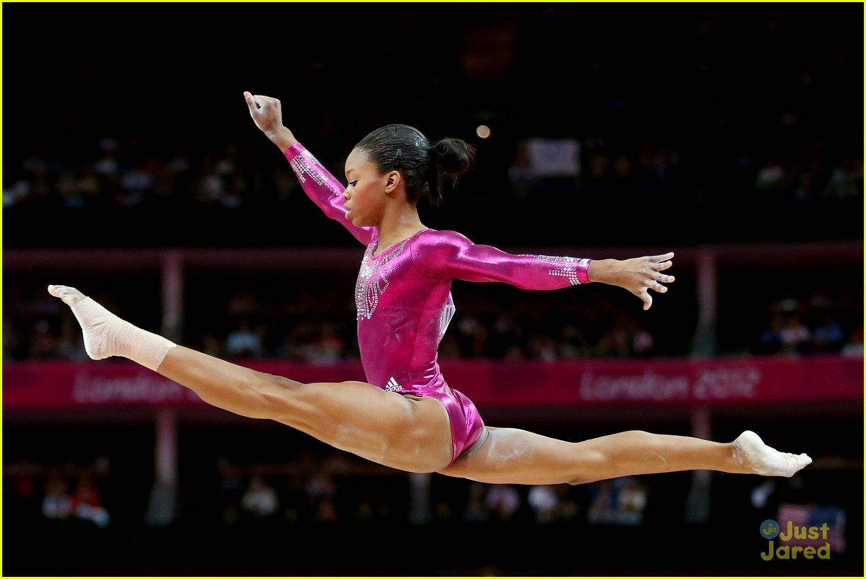 gabrielle douglas gold all around 14