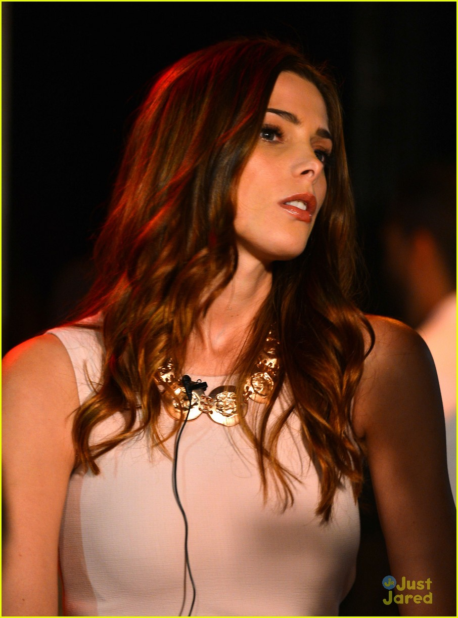 ashley greene nylon party 06