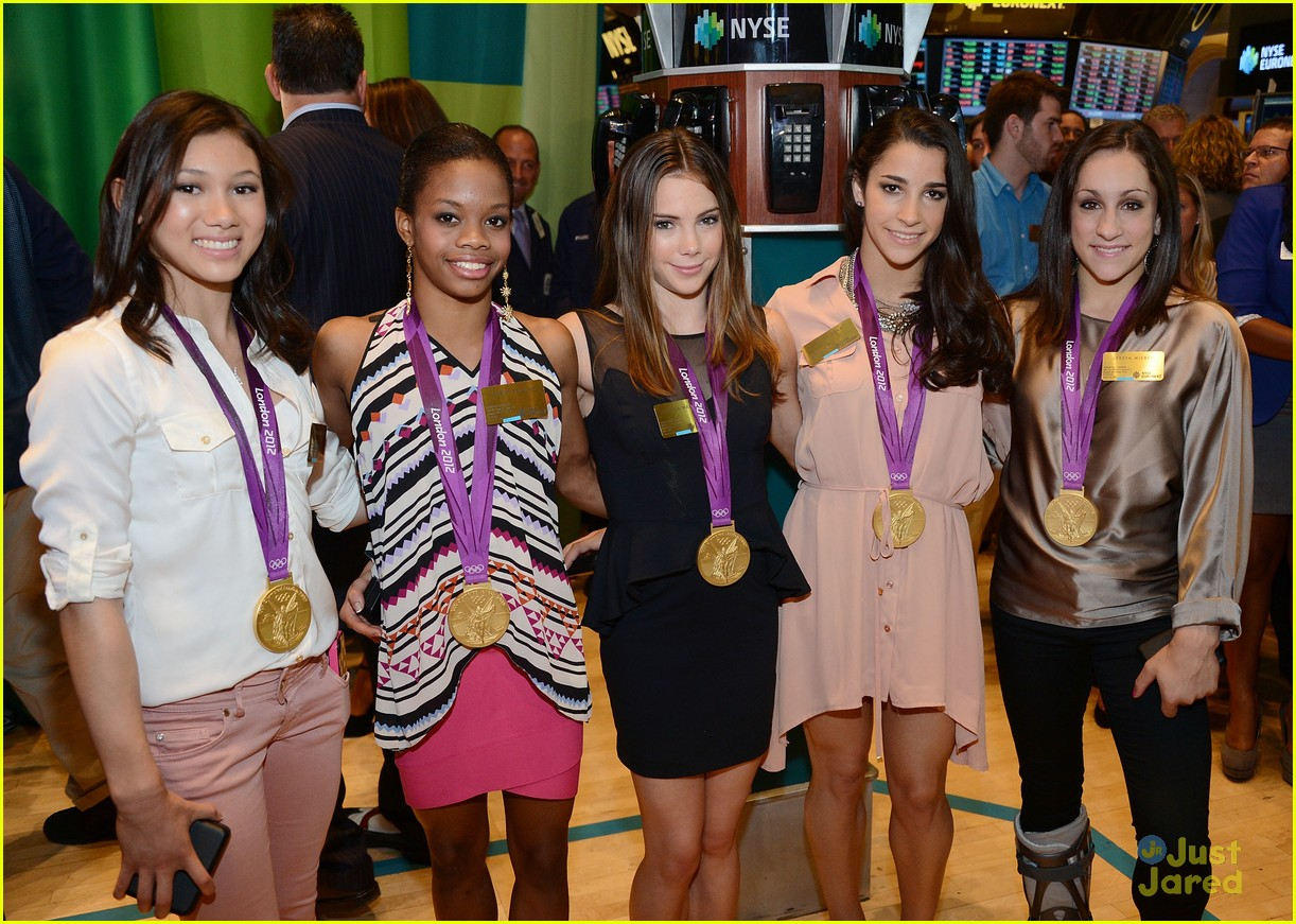 mckayla maroney nyse gymnasts 09