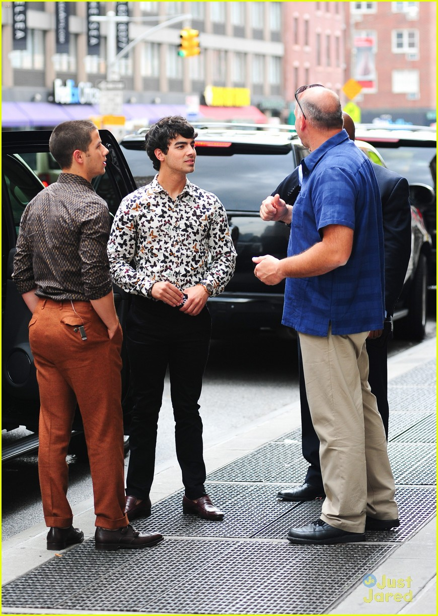 jonas brothers today show 01